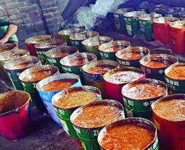 লালপুরে ভেজাল গুড়, তিন লাখ টাকা জরিমানা