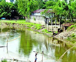 দখল-দূষণে মরণদশায় রংপুরের ২৯ নদ-নদী খাল