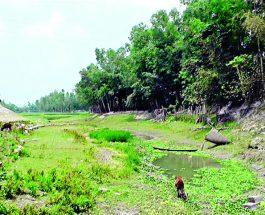 অবহেলা-অযত্নে বেহাল দশা গাইবান্ধার ২০টি নদীর
