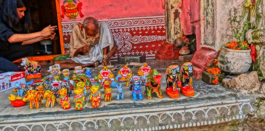 রঘুরাজপুর, উড়িষ্যার একটি শিল্পগ্রাম