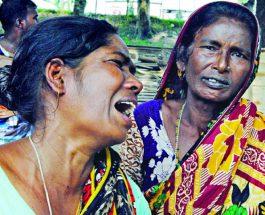 পদ্মার গ্রাসে গৃহহীন হয়ে পড়েছে সহস্রাধিক পরিবার