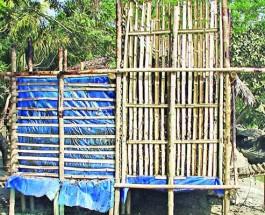 সুন্দরবনে তেল বিপর্যয় বর্জ্য এখনো খাঁচাবন্দি